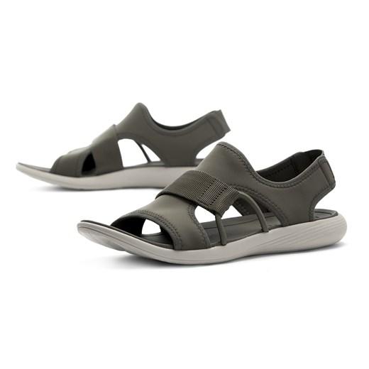 Sandały damskie Merrell na lato gładkie bez obcasa