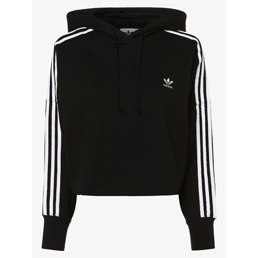 Czarna bluza sportowa Adidas Originals