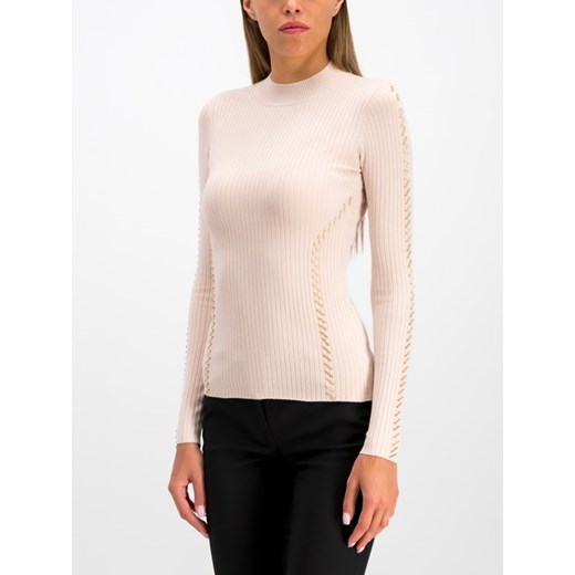 Sweter damski Marciano Odzież Damska XR różowy FEQO