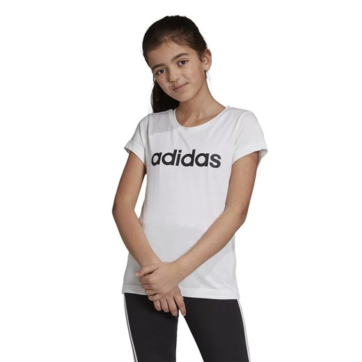 Bluzka dziewczęca Adidas z krótkim rękawem w Domodi