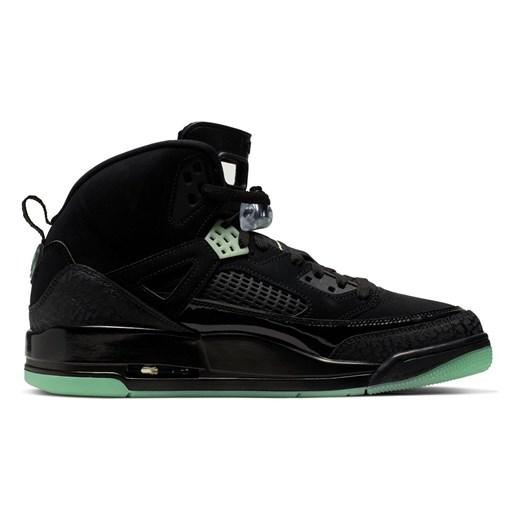 Czarne buty sportowe męskie Jordan nike air wiązane w Domodi