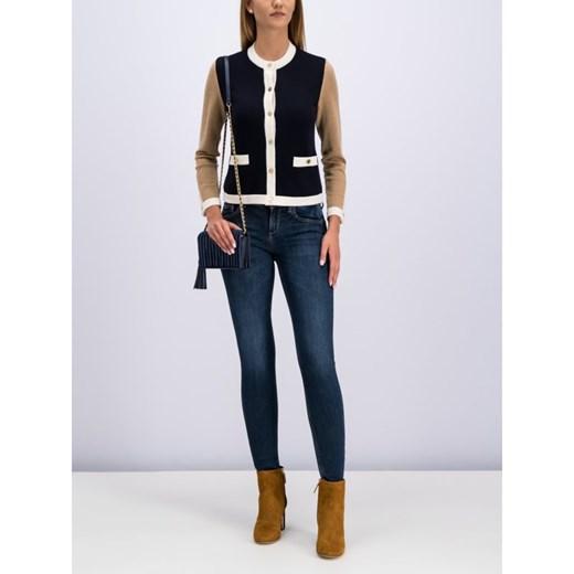 Sweter damski Tory Burch wielokolorowy Odzież Damska UV wielokolorowy WVIM