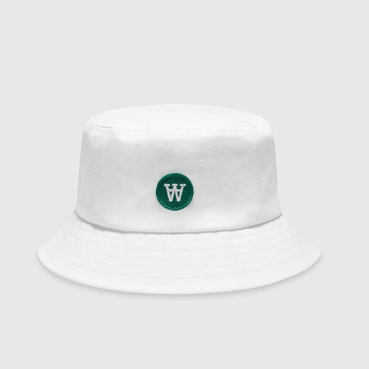 Kapelusz Wood Wood Val Bucket Hat 10000814-7083 BRIGHT WHITE Wood Wood   sneakerstudio.pl