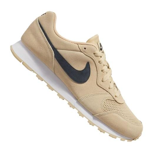 Brązowe buty sportowe męskie Nike Kolekcja jesień 2019