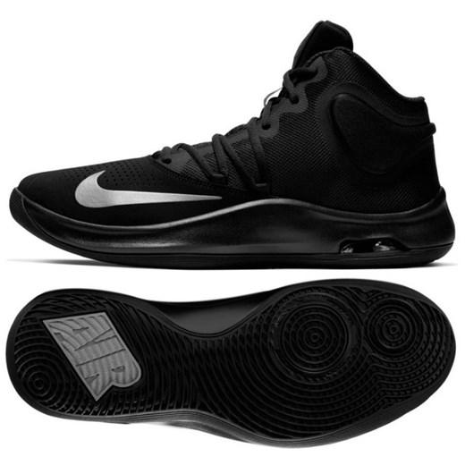 Buty sportowe męskie Nike czarne sznurowane w Domodi