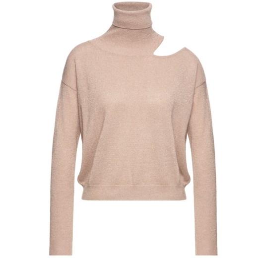 Sweter damski różowy Liu jo Odzież Damska UP różowy MKNO
