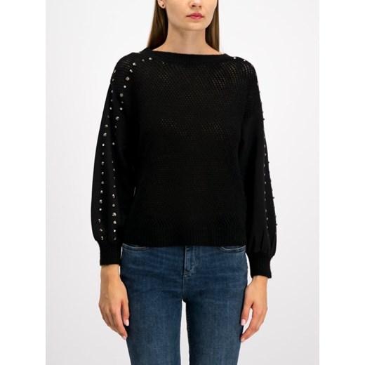 Liu jo sweter damski Odzież Damska CK czarny IRCL