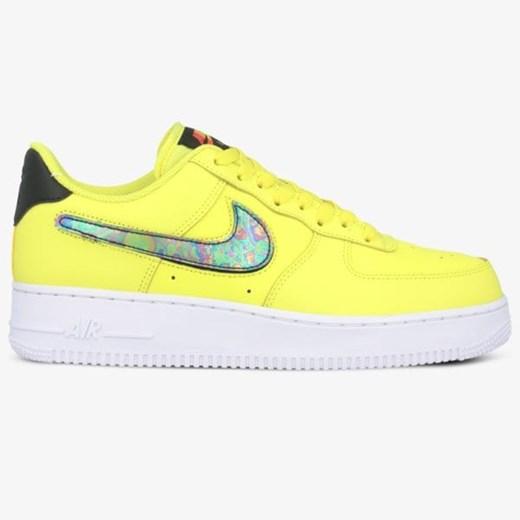 Nike buty sportowe męskie air force sznurowane