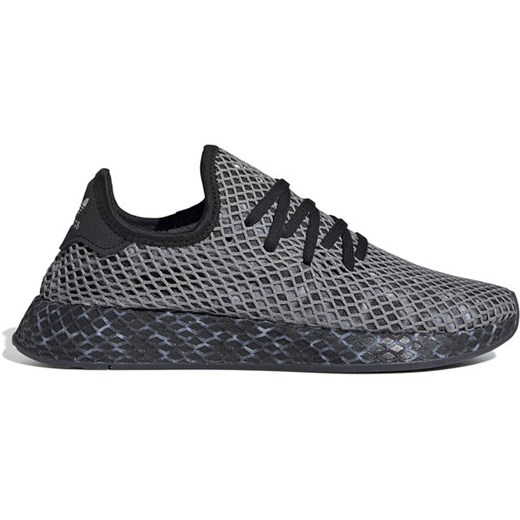 Buty Deerupt Runner Adidas Originals (core black/cloud white)  Adidas Originals 45 1/3 SPORT-SHOP.pl promocja