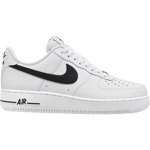 Buty sportowe męskie Nike air force czarne wiązane