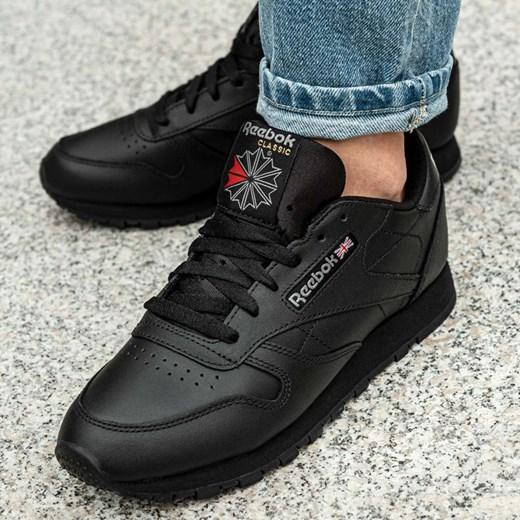 Buty sportowe męskie Reebok classic sznurowane w Domodi