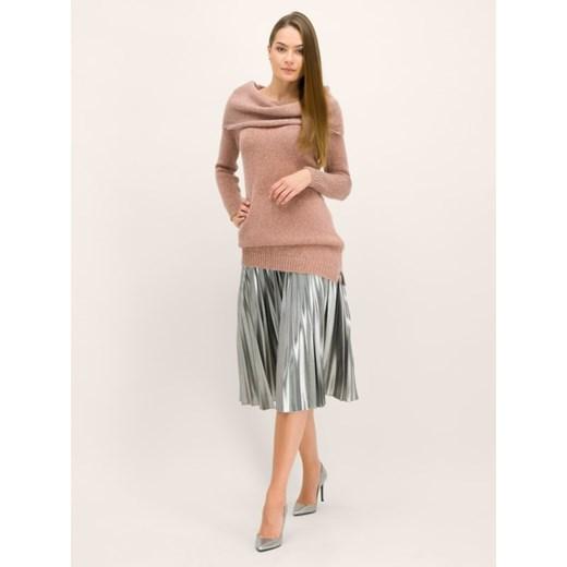 Sweter damski Pennyblack różowy Odzież Damska QW różowy XGUI