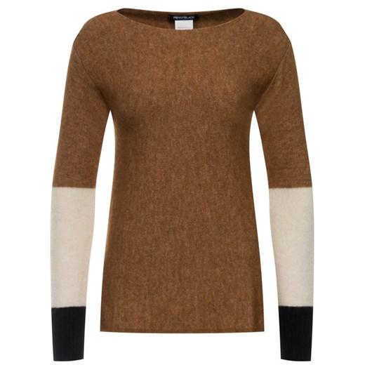 Sweter damski brązowy Pennyblack Odzież Damska KK brązowy UONT