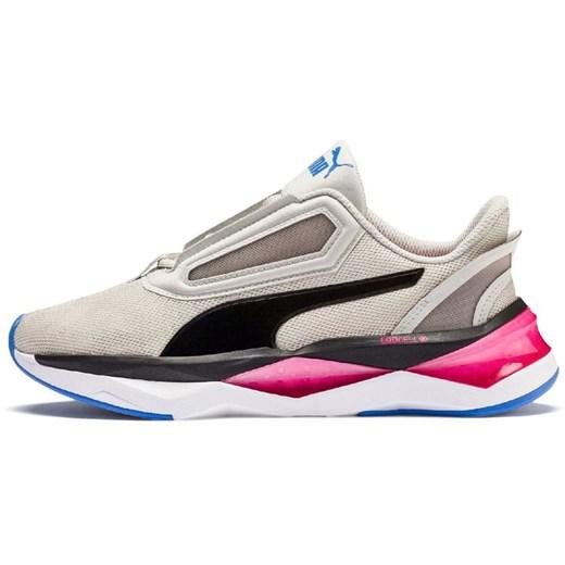 Buty sportowe damskie Puma do biegania bez wzorów z tworzywa sztucznego płaskie