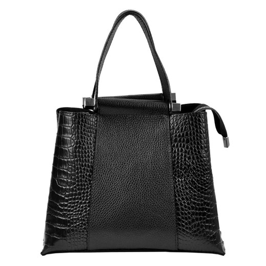 Shopper bag czarna Luka