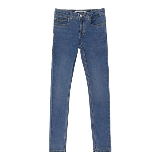 Jeansy 'SUPER SKINNY MR ESS'  Calvin Klein 128 AboutYou