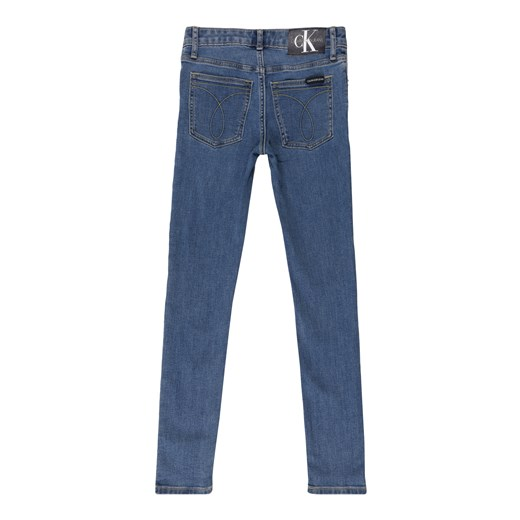 Jeansy 'SUPER SKINNY MR ESS'  Calvin Klein 140 AboutYou