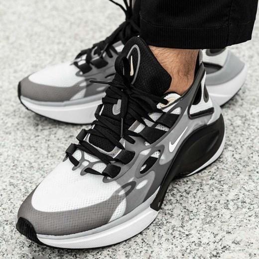 Buty sportowe męskie Nike wielokolorowe w Domodi