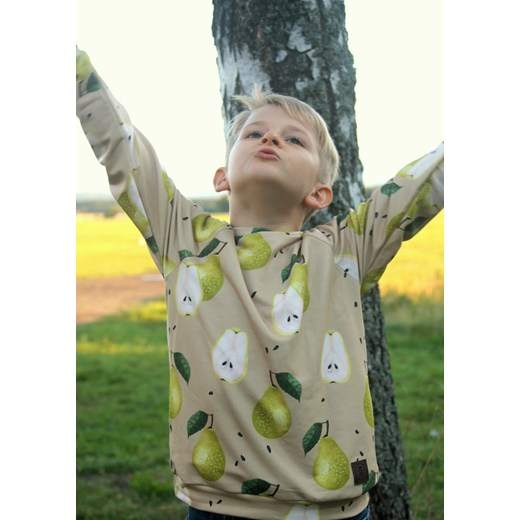 Bluza PEAR beige Little Gold King  Little Gold King 98
