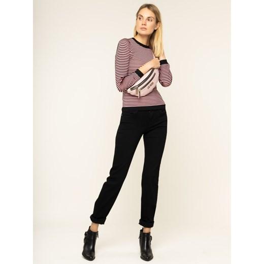 Sweter Guess MODIVO Odzież Damska QP różowy BOHZ