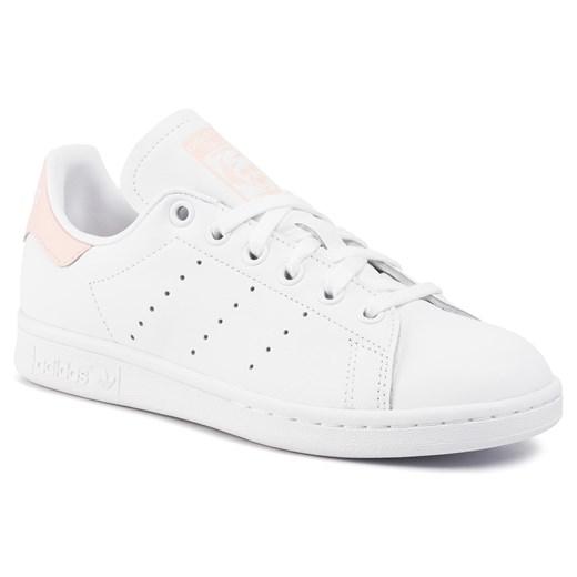 Adidas Delikatne Stan Smith Shoes Białe Adidas Damskie