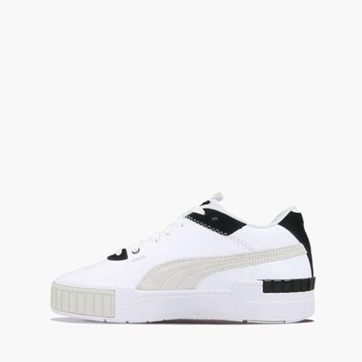 Sneakersy damskie Puma sznurowane na platformie sportowe bez