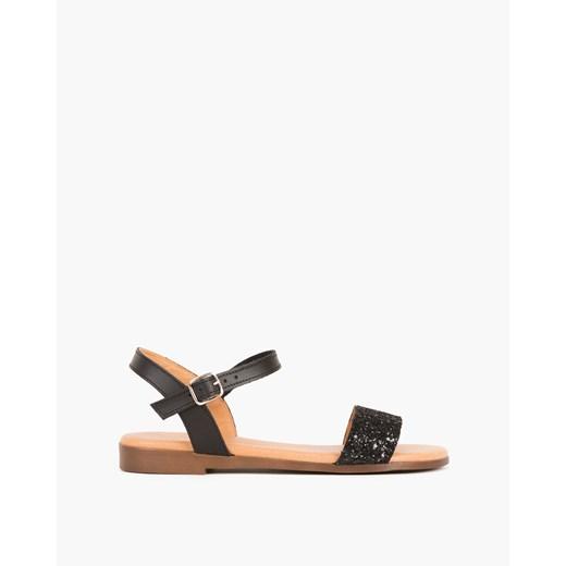 sandały damskie skórzane domodi