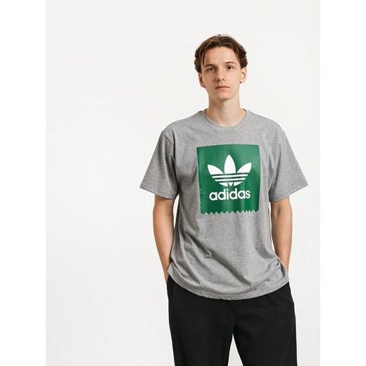 Koszulka sportowa Adidas szara w Domodi