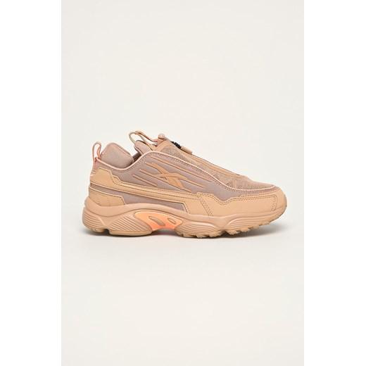 Buty sportowe damskie Reebok Classic sneakersy wiązane wiosenne