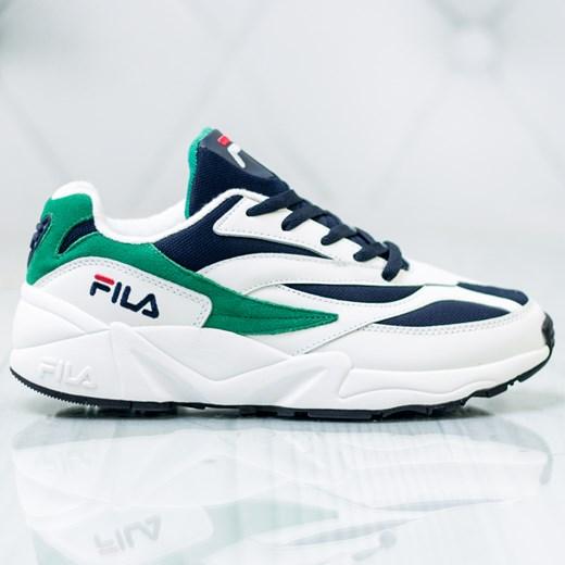 Buty sportowe męskie Fila sznurowane