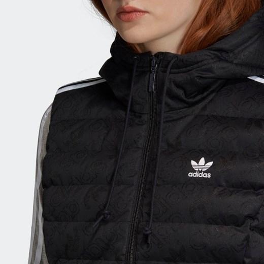 Kamizelka damska czarna Adidas Originals w Domodi