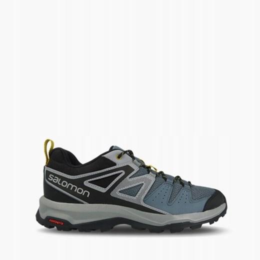 Buty sportowe męskie Salomon sznurowane jesienne w Domodi
