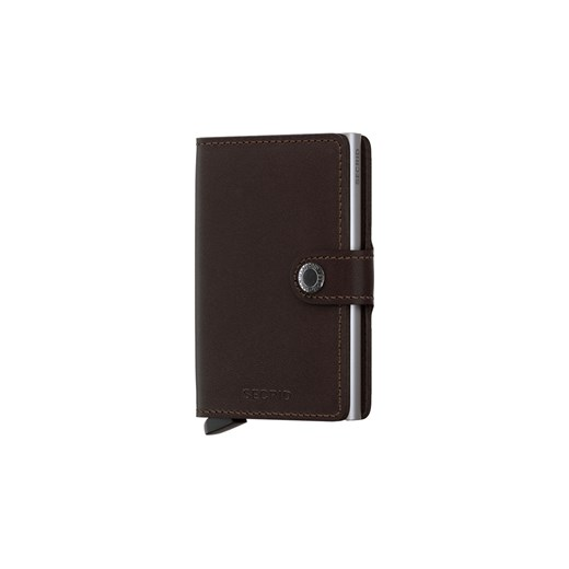 Secrid Miniwallet Original Dark Brown-One size Secrid  One Size Shooos.pl