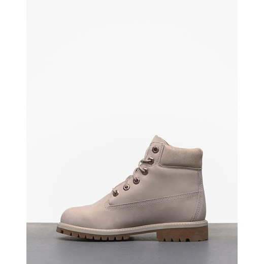 Buty zimowe Timberland 6 In Premium (light taupe nubuck)  Timberland 36 okazja Roots On The Roof