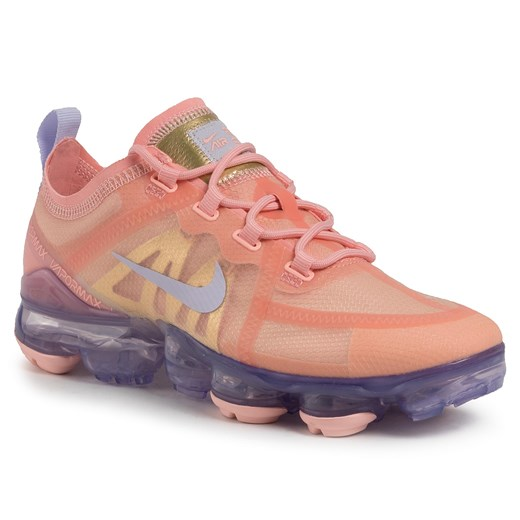 Buty NIKE - Air Vapormax 2019 AR6632 603 Bleached Coral/Amethyst Tint Nike  43.5 eobuwie.pl