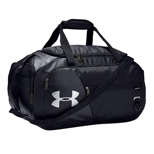 Torba Under Armour Undeniable Duffle 4.0 Small Black (1342656-001) Under Armour   Militaria.pl