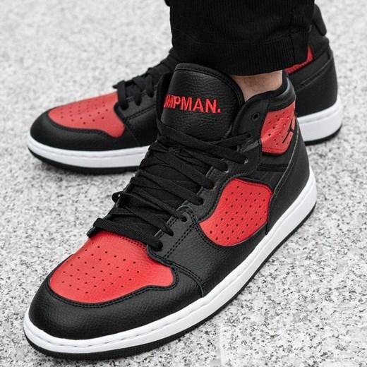 Buty sportowe męskie Nike air jordan sznurowane w Domodi