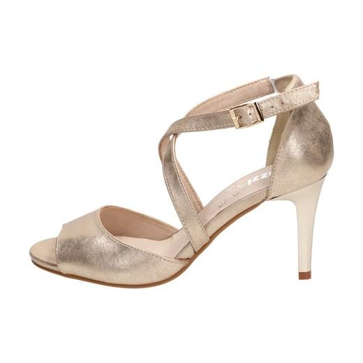 sandały damskie na obcasie suzana