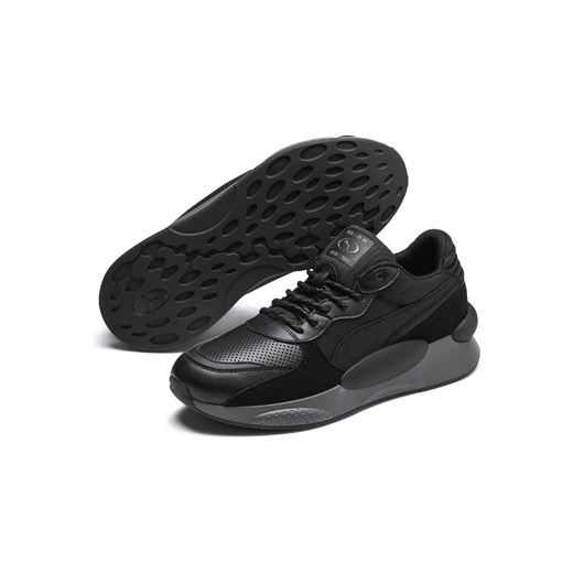 Buty sportowe męskie Puma skórzane wiązane w Domodi