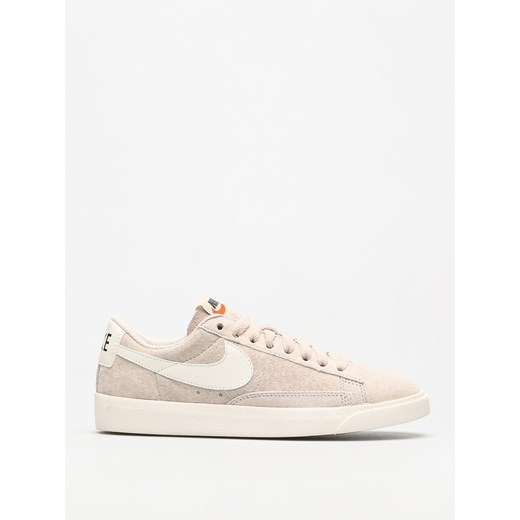 Nike trampki damskie z niską cholewką na płaskiej podeszwie