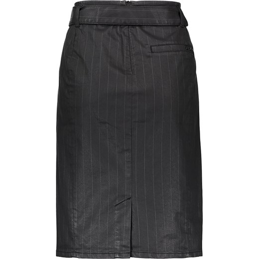 Spódnica czarna Silvian Heach midi w Domodi