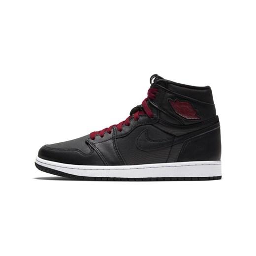 Buty sportowe męskie Nike air jordan jesienne sznurowane w