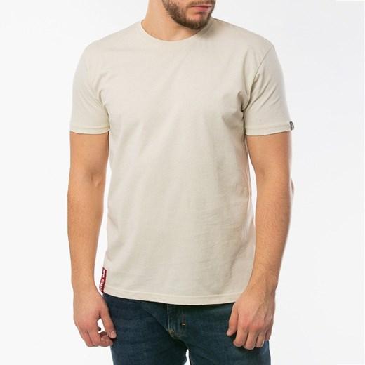 Alpha Industries t-shirt męski z krótkim rękawem na wiosnę. A23W1