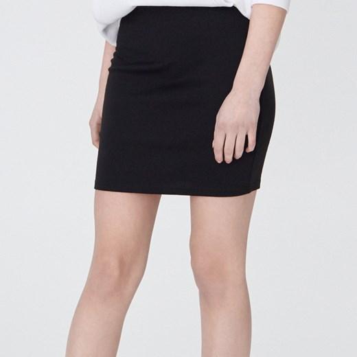 Spódnica Sinsay czarna mini