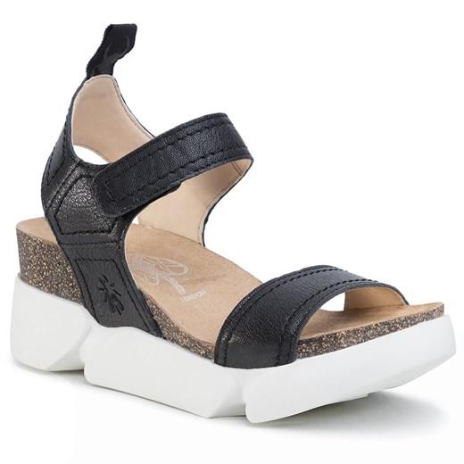 Sandały | Sandały Fly London Codzienne Granatowy Damskie