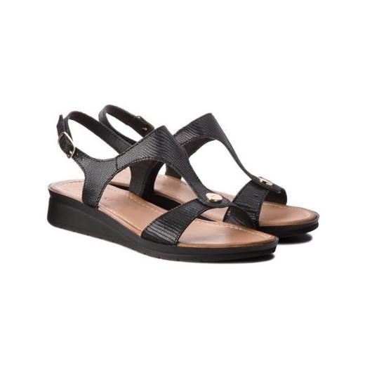 Sandały damskie Lasocki płaskie na lato casual w Domodi