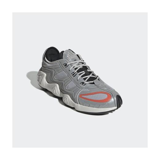 Buty sportowe męskie Adidas equipment sznurowane zamszowe