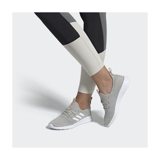 Buty sportowe damskie Adidas dla biegaczy cloudfoam w Domodi