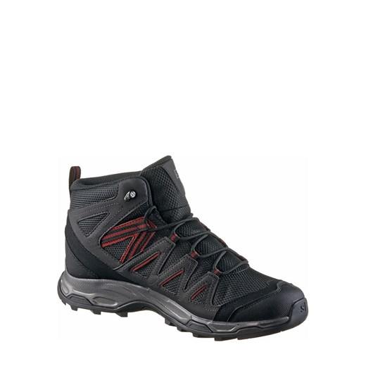 Buty trekkingowe damskie Salomon na jesień sznurowane w Domodi