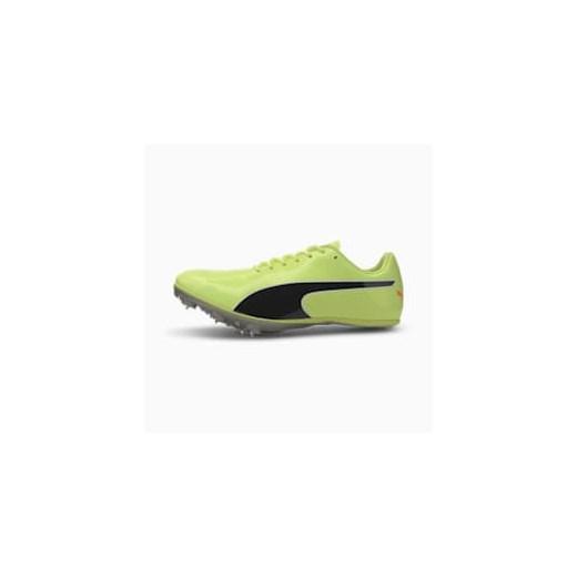 Buty sportowe damskie Puma do biegania sznurowane zamszowe w